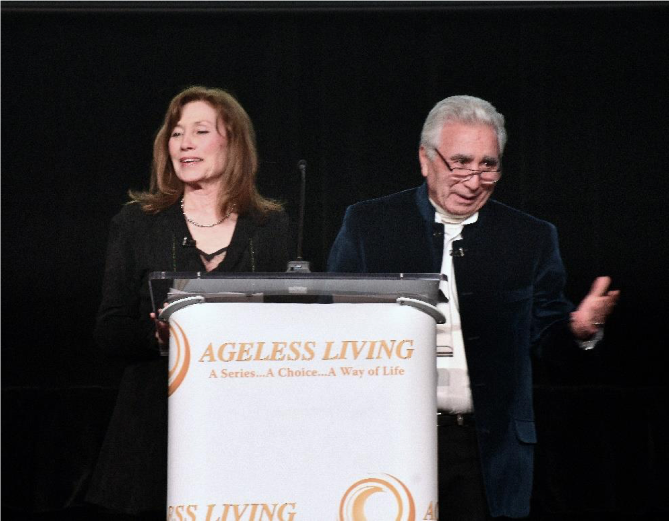The Ageless Living Television Premier